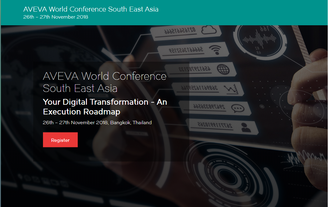 AVEVA World Conference (AWC) South East Asia 2018