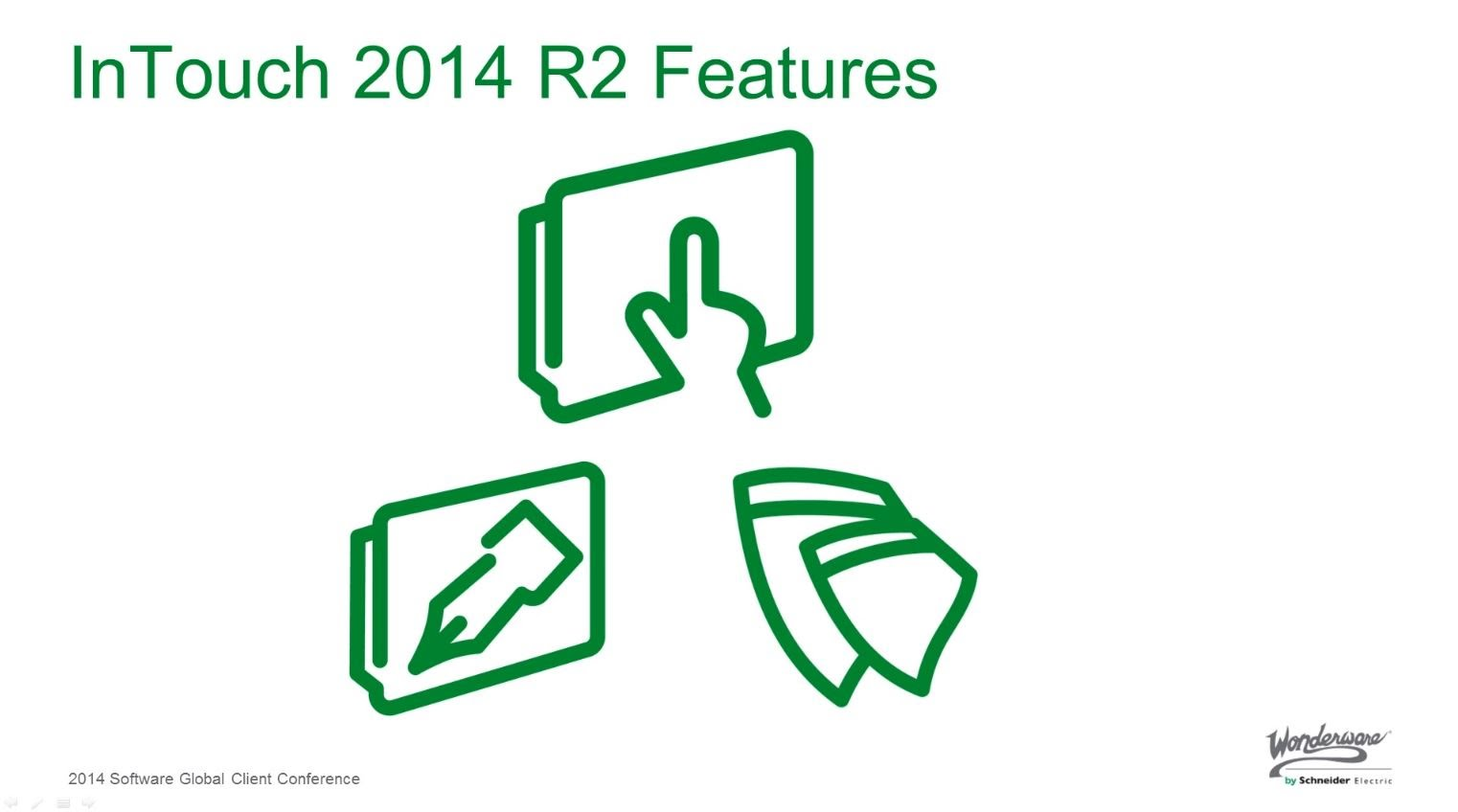 InTouch 2014 R2 - New Features
